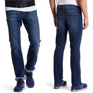 Joe's Jeans Brixton Straight Leg Blue Denim Jeans